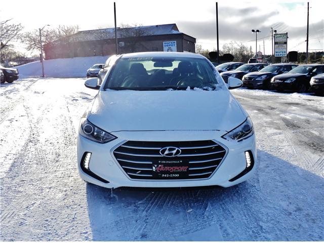 2017 Hyundai Elantra GL (Stk: 1442) in Orangeville - Image 9 of 21