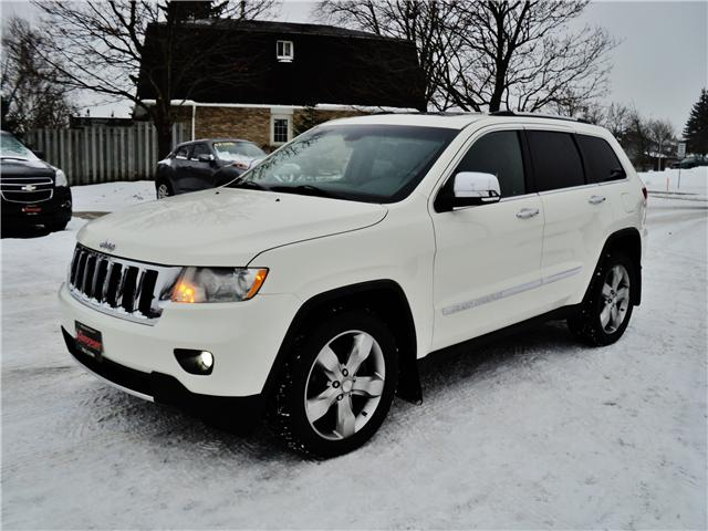 2011 Jeep Grand Cherokee Limited (Stk: 1443) in Orangeville - Image 2 of 23
