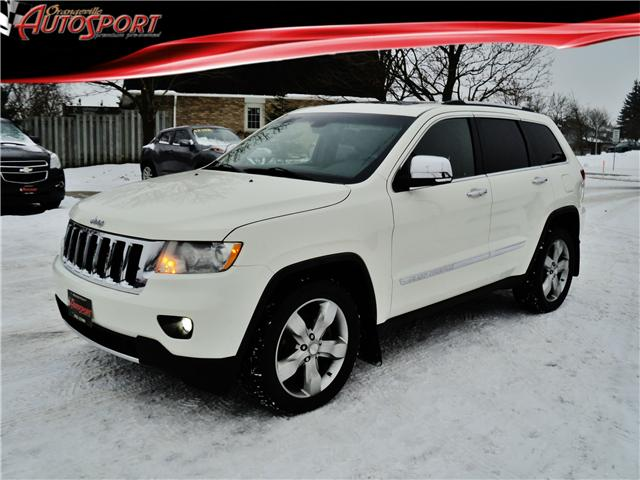 2011 Jeep Grand Cherokee Limited (Stk: 1443) in Orangeville - Image 1 of 23