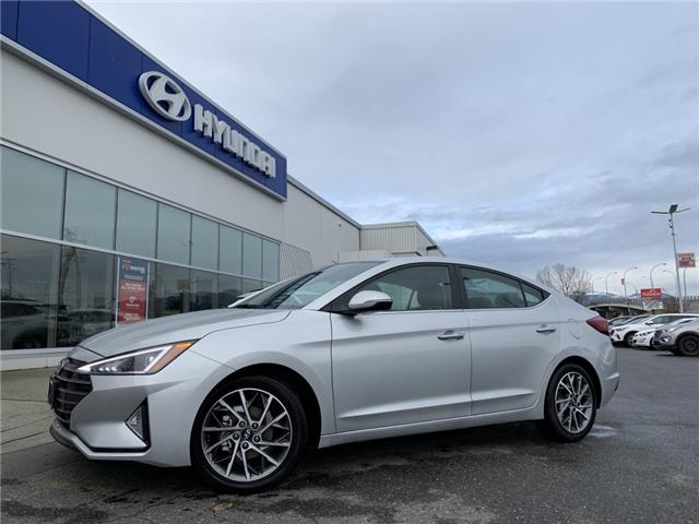 2019 Hyundai Elantra Luxury (Stk: H92-0854) in Chilliwack - Image 1 of 12