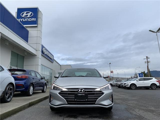 2019 Hyundai Elantra Luxury (Stk: H92-0854) in Chilliwack - Image 3 of 12