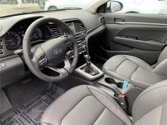 2019 Hyundai Elantra Luxury (Stk: H92-0854) in Chilliwack - Image 4 of 12