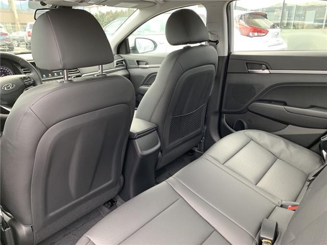 2019 Hyundai Elantra Luxury (Stk: H92-0854) in Chilliwack - Image 6 of 12