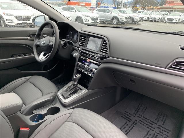 2019 Hyundai Elantra Luxury (Stk: H92-0854) in Chilliwack - Image 8 of 12
