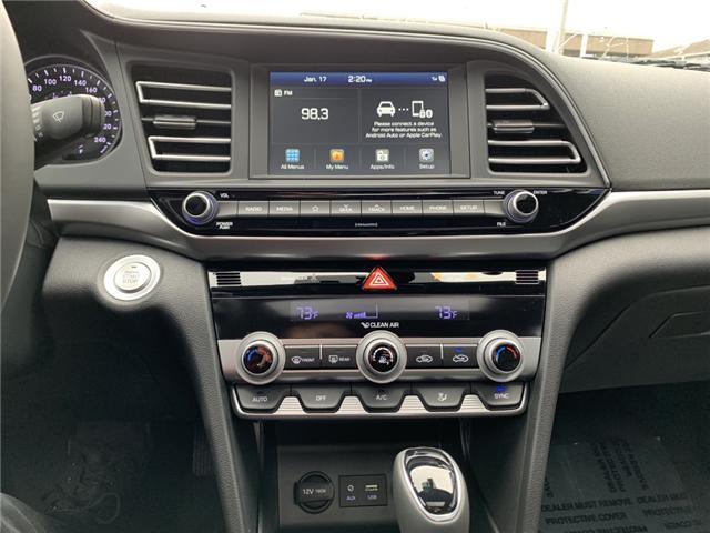 2019 Hyundai Elantra Luxury (Stk: H92-0854) in Chilliwack - Image 11 of 12