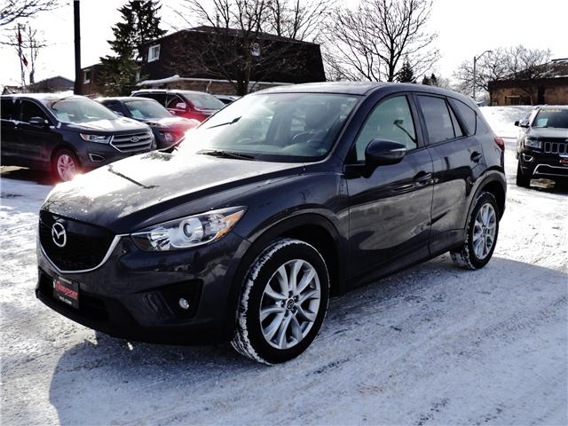 2015 Mazda CX-5 GT (Stk: 1445) in Orangeville - Image 2 of 19
