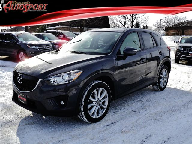 2015 Mazda CX-5 GT (Stk: 1445) in Orangeville - Image 1 of 19