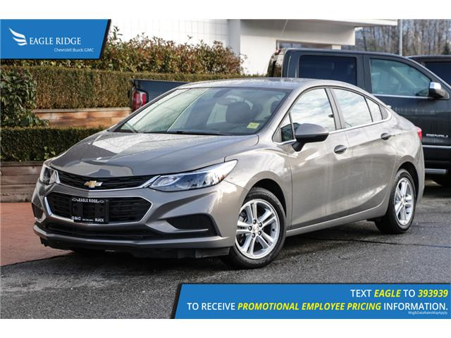 2018 Chevrolet Cruze LT Auto 1G1BE5SM8J7175847 189528 in Coquitlam