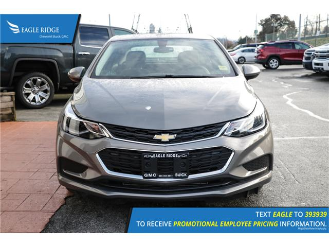 2018 Chevrolet Cruze LT Auto (Stk: 189528) in Coquitlam - Image 2 of 16
