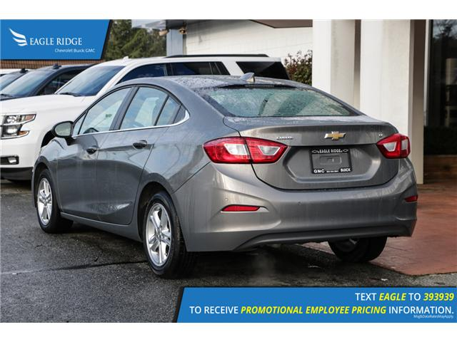 2018 Chevrolet Cruze LT Auto (Stk: 189528) in Coquitlam - Image 4 of 16