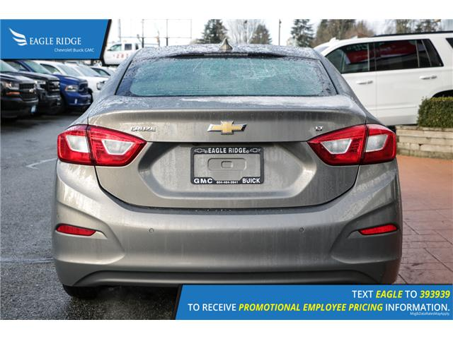 2018 Chevrolet Cruze LT Auto (Stk: 189528) in Coquitlam - Image 5 of 16
