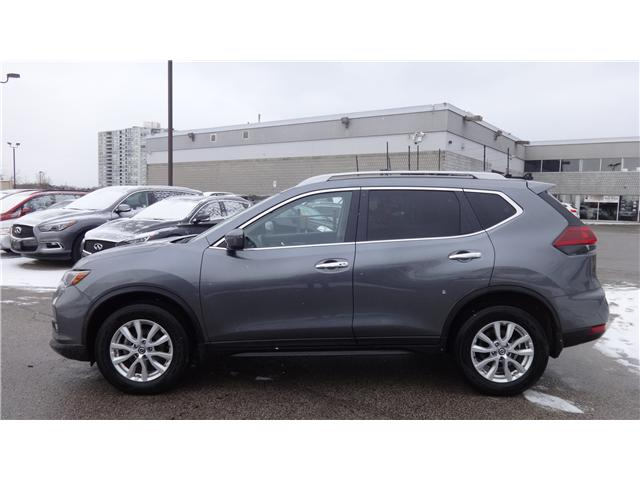 2018 Nissan Rogue SV (Stk: U12375R) in Scarborough - Image 2 of 22