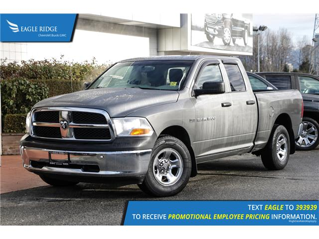 2011 Dodge Ram 1500 SLT (Stk: 118428) in Coquitlam - Image 1 of 13