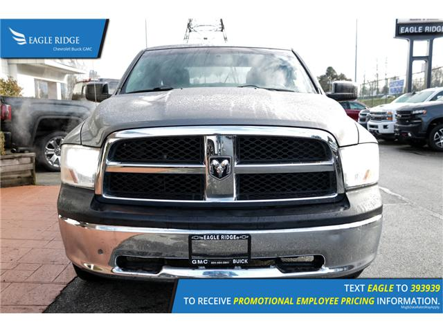 2011 Dodge Ram 1500 SLT (Stk: 118428) in Coquitlam - Image 2 of 13