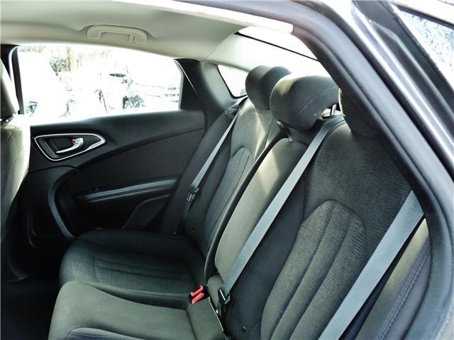 2015 Chrysler 200 Limited (Stk: 1448) in Orangeville - Image 11 of 19