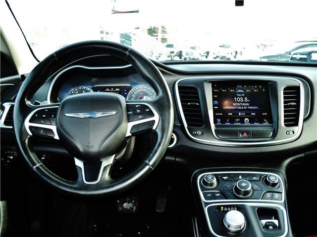 2015 Chrysler 200 Limited (Stk: 1448) in Orangeville - Image 15 of 19