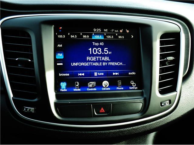 2015 Chrysler 200 Limited (Stk: 1448) in Orangeville - Image 17 of 19
