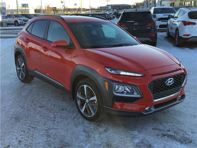 2019 Hyundai KONA 1.6T Trend (Stk: 39110) in Saskatoon - Image 1 of 25