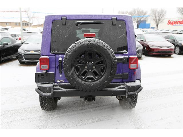 2016 Jeep Wrangler Unlimited Sahara (Stk: 171619) in Medicine Hat - Image 8 of 18