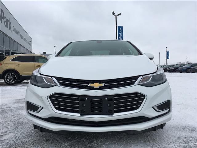 2017 Chevrolet Cruze Premier Auto (Stk: 17-45263RJB) in Barrie - Image 2 of 26