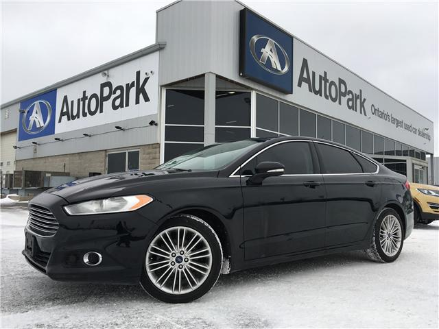 2016 Ford Fusion SE (Stk: 16-53572RJB) in Barrie - Image 1 of 26