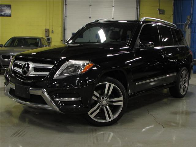 2013 Mercedes-Benz Glk-Class Base (Stk: S9567) in North York - Image 1 of 18