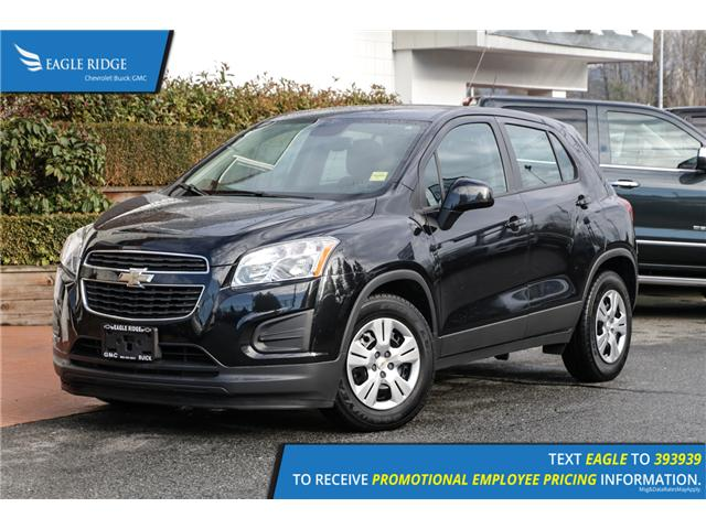 2015 Chevrolet Trax LS (Stk: 159382) in Coquitlam - Image 1 of 14
