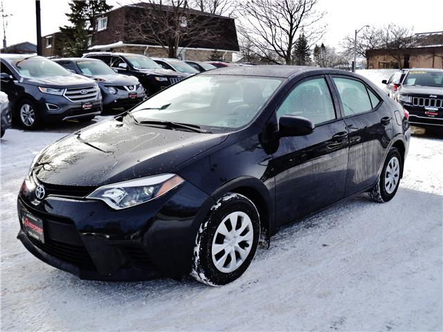 2015 Toyota Corolla CE (Stk: 1453) in Orangeville - Image 2 of 17