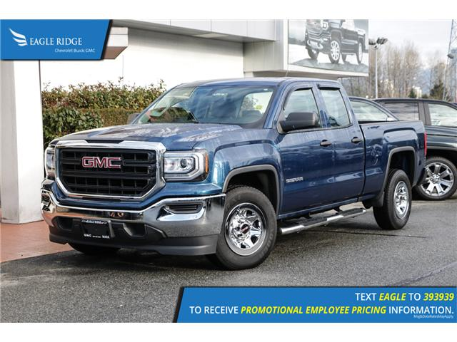 2018 GMC Sierra 1500 Base (Stk: 180249) in Coquitlam - Image 1 of 13