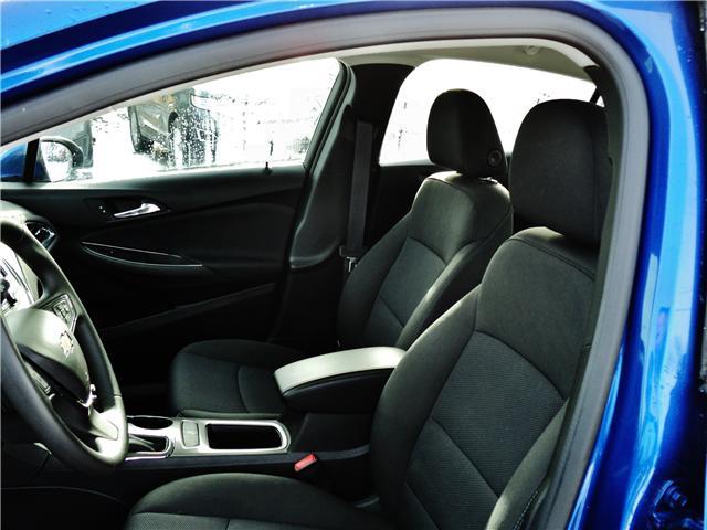 2016 Chevrolet Cruze LT Auto (Stk: 1454) in Orangeville - Image 10 of 19