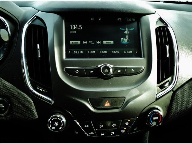 2016 Chevrolet Cruze LT Auto (Stk: 1454) in Orangeville - Image 17 of 19