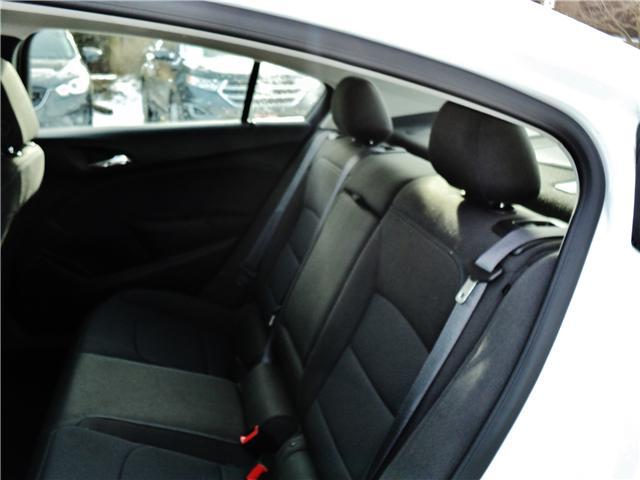 2016 Chevrolet Cruze LT Auto (Stk: 1455) in Orangeville - Image 11 of 20