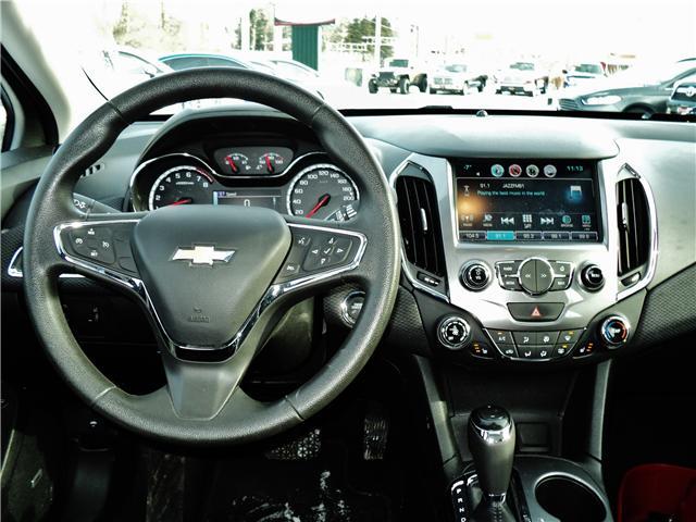2016 Chevrolet Cruze LT Auto (Stk: 1455) in Orangeville - Image 15 of 20