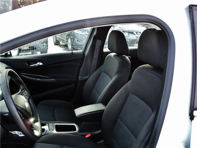 2016 Chevrolet Cruze LT Auto (Stk: 1455) in Orangeville - Image 10 of 20