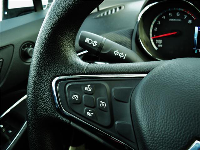 2016 Chevrolet Cruze LT Auto (Stk: 1455) in Orangeville - Image 14 of 20
