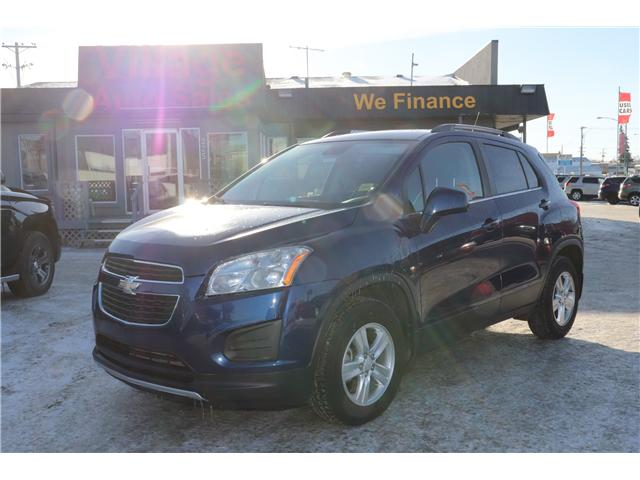 2014 Chevrolet Trax 1LT (Stk: P35192) in Saskatoon - Image 1 of 28
