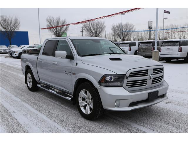 2016 RAM 1500 Sport (Stk: 147344) in Medicine Hat - Image 1 of 20