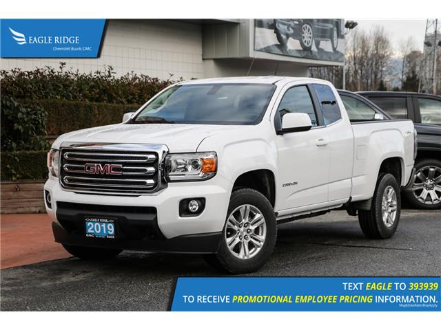 2019 GMC Canyon SLE (Stk: 98016A) in Coquitlam - Image 1 of 13