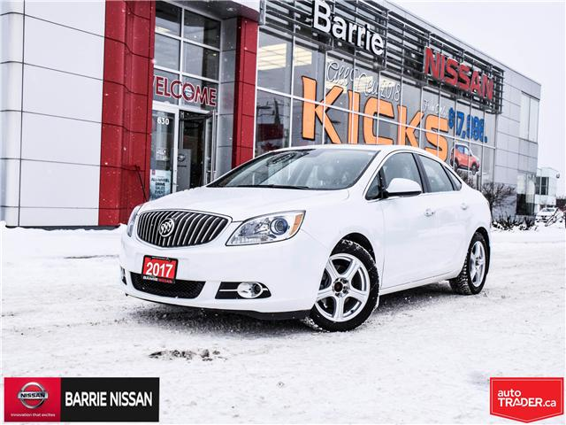 2017 Buick Verano Leather (Stk: 19085A) in Barrie - Image 1 of 27