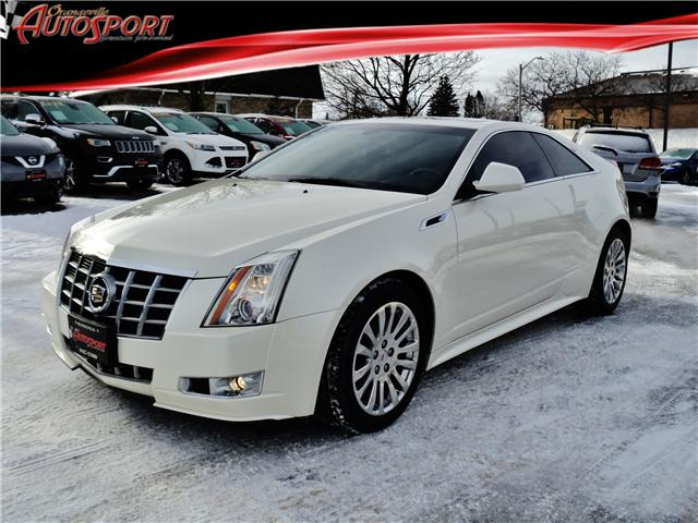 2012 Cadillac CTS Performance Collection (Stk: C119) in Orangeville - Image 1 of 23
