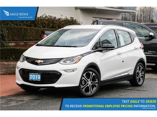 2019 Chevrolet Bolt EV Premier (Stk: 92317A) in Coquitlam - Image 1 of 17