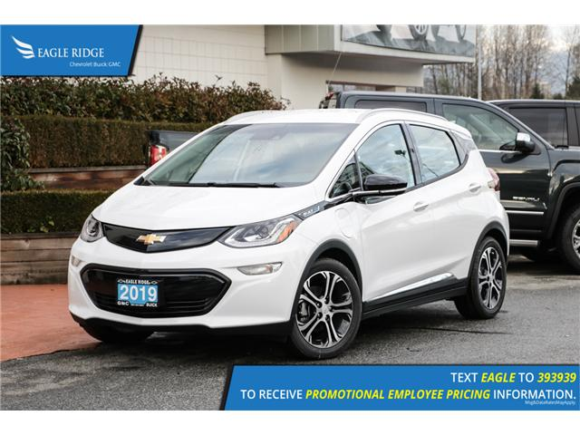 2019 Chevrolet Bolt EV Premier (Stk: 92326A) in Coquitlam - Image 1 of 17