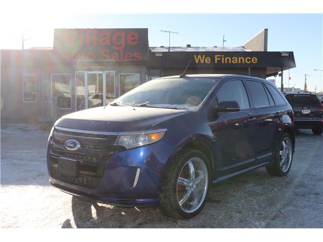 2013 Ford Edge Sport (Stk: PP285) in Saskatoon - Image 1 of 28