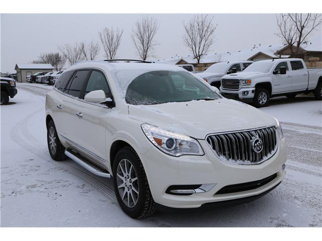 2014 Buick Enclave Leather (Stk: 117367) in Medicine Hat - Image 1 of 24