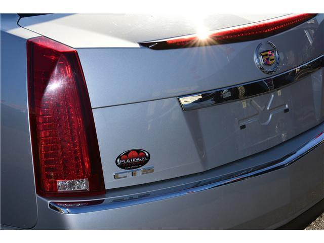2010 Cadillac CTS 3.0L (Stk: PP297) in Saskatoon - Image 28 of 28