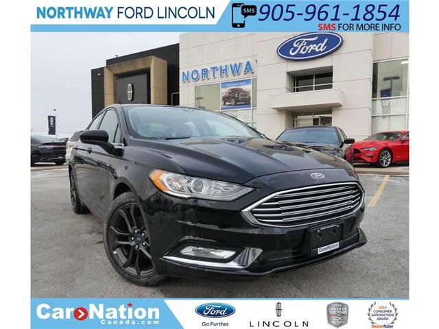 2018 Ford Fusion SE (Stk: FU80717) in Brantford - Image 1 of 26