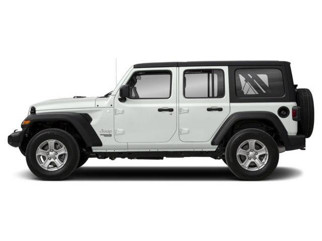2019 Jeep Wrangler Unlimited Unlimited Sahara (Stk: K520) in Burlington - Image 2 of 9
