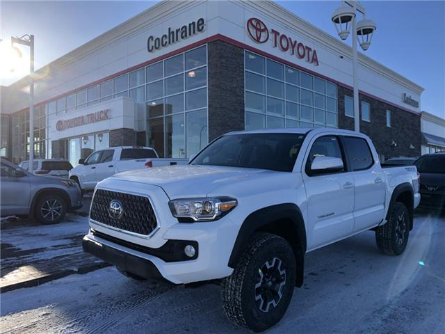 2019 Toyota Tacoma TRD Off Road (Stk: 190046) in Cochrane - Image 1 of 19