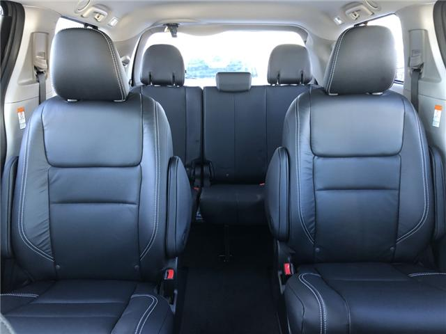 2019 Toyota Sienna SE 7-Passenger (Stk: 190032) in Cochrane - Image 4 of 23