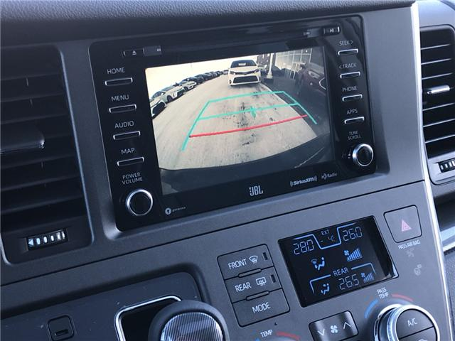 2019 Toyota Sienna SE 7-Passenger (Stk: 190032) in Cochrane - Image 21 of 23